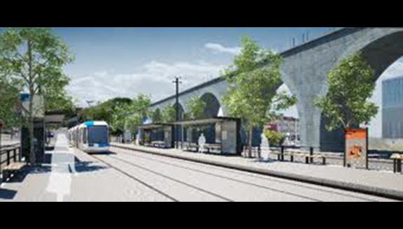 Tram T1 - Next Draw